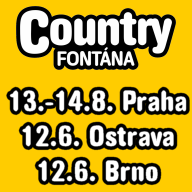 COUNTRY FONTÁNA 2021