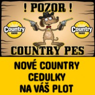 COUNTRY CEDULKY